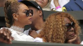 Beyonce i Jay-Z kibicowali Serenie Williams