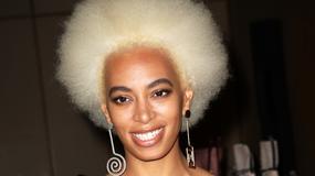 Solange Knowles została blondynką