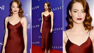 Best Look: Emma Stone w kreacji The Row