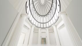 Zabytkowy budynek przekształcono w Muzeum Sztuki Współczenej