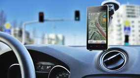Telefon do nawigacji samochodowej?