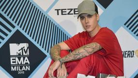 MTV EMA 2015: Justin goni Justina