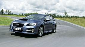 Subaru Levorg - zamiast Legacy kombi