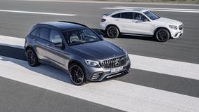 Mercedes-AMG GLC63 i GLC63 Coupe