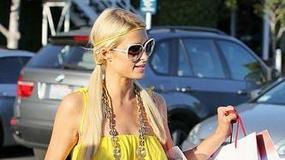 Słoneczna Paris Hilton