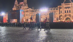 Pripreme za spektakl u Moskvi: Ovako izgledaju noćne pripreme za vojnu paradu