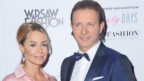 Radosław Majdan i Małgorzata Rozenek-Majdan pierwszy raz razem po ślubie