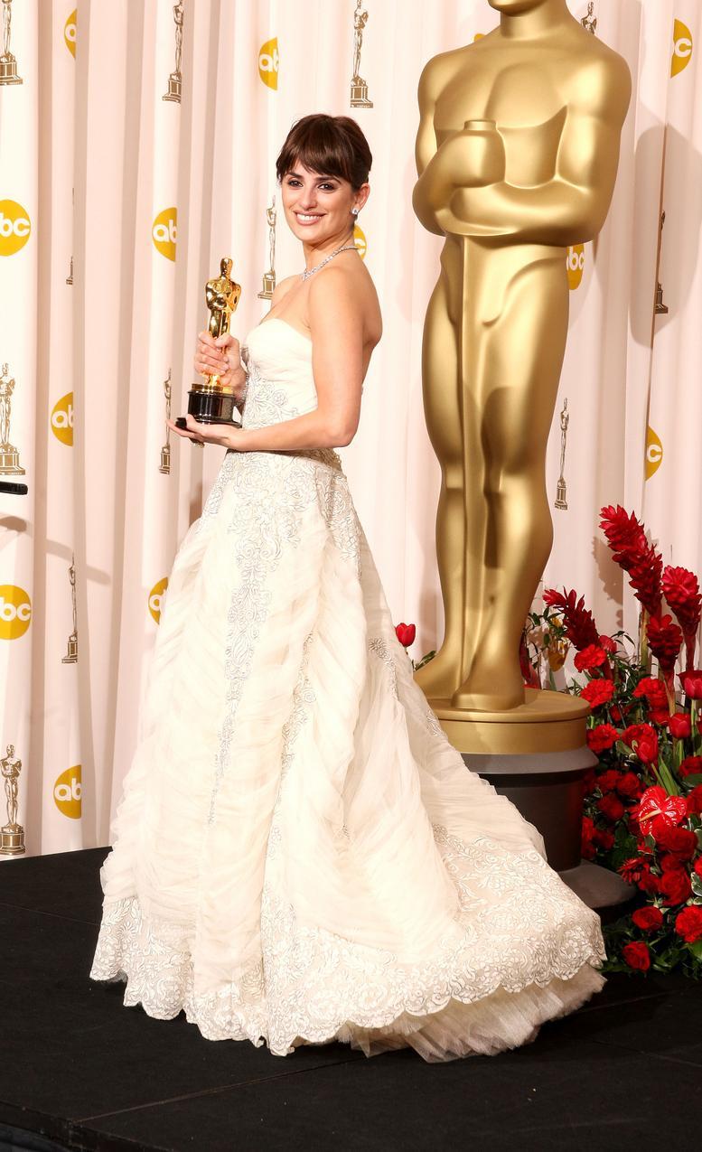 Piękna Penelope Cruz