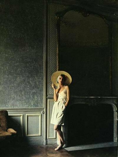 Deborah Turbeville -  Pigalle - Vogue Pelle - 1982