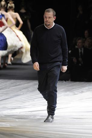 Alexander McQueen - geniusz  świata mody