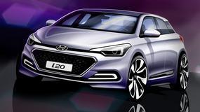 Taki będzie Hyundai i20