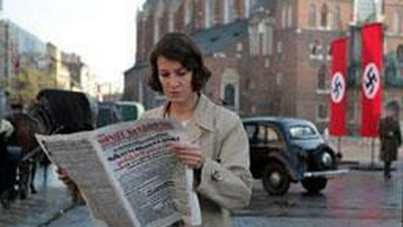"""Kadr z filmu """"Katyń""""/ fot. FabrykaObrazu.com"""