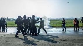 Jordański szturm na samolot pod Ostrawą – akcje specjalsów, pokazy pilotów