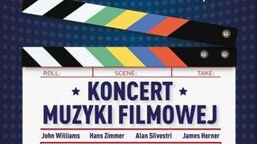 Najsłynniejsza muzyka filmowa na żywo w Warszawie