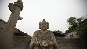 Chiny - Pekin - Krypta eunuchów
