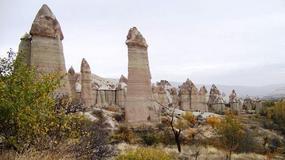 Turcja - Kapadocja - Dolina Göreme