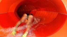 Aquapark: Rekordowy zjazd w aquaparku