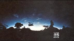 USA: tajemnicze światła na niebie poruszyły ludzi