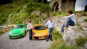 Top Gear Online - najlepsze drogi w Europie (S10E01)