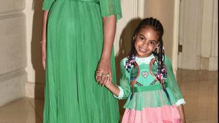 Córka Beyonce w sukience za 26 tys. dolarów