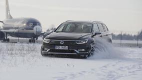 Volkswagen Passat Alltrack - wyższy może więcej