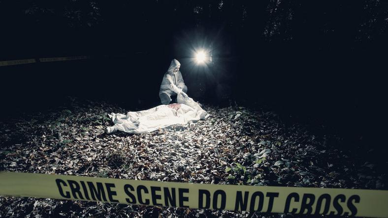 elásta gyilkosa az asszonyt / Illusztráció: Northfoto