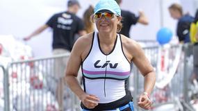 Które gwiazdy pobiegły w triathlonie?