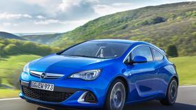 Opel Astra OPC od 127 950 zł