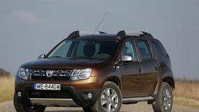 Dacia Duster 1.5 dCi 4x4 - test