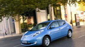 Nissan Leaf: 175 km cichej ekojazdy