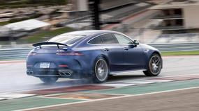 Mercedes-AMG GT 63 S 4Matic+ - życie to wyścig