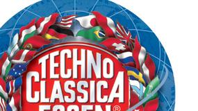 Techno Classica Essen 2009: Dzieła sztuki na 4 kołach