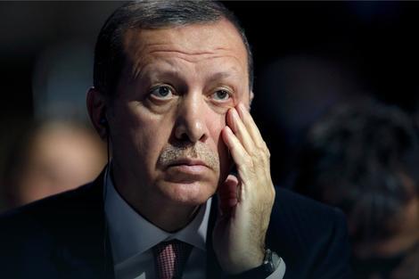 Razlog za zbunjenost: Redžep Tajip Erdogan, predsednik Turske