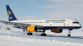 Pierwsze lądowanie komercyjnego odrzutowca pasażerskiego na Antarktydzie