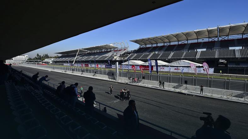 Tor F1 w Meksyku