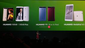 Nowe smartfony oraz tablet Huawei [IFA 2016]