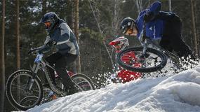 BICIKLOM PO SIBIRU Snežna foto-priča