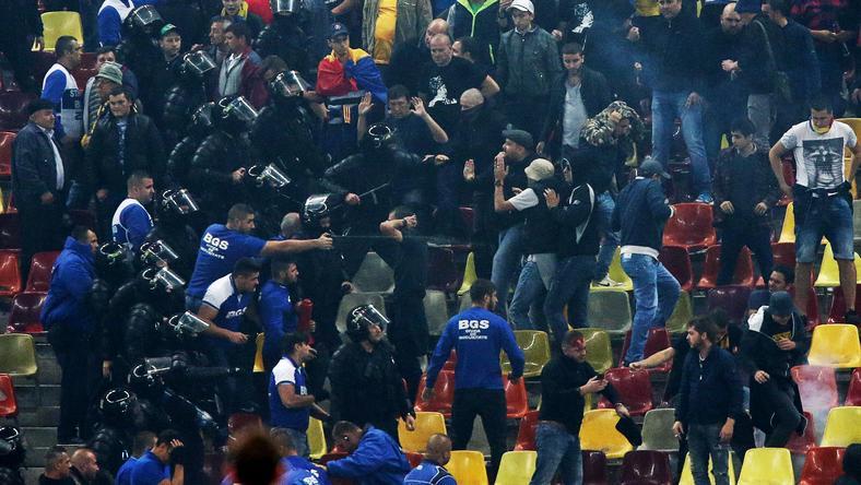 Baj lesz! Magyarverésre készülnek a román huligánok