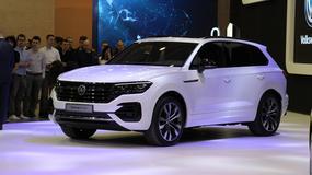 Nowy Volkswagen Touareg – wielka premiera w Poznaniu