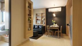 Jak wydzielić dwa pokoje dla dzieci i sypialnię dla rodziców - dwie propozycje architektów