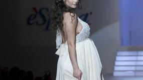 Raffaella Fico w ciąży na wybiegu
