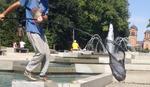 Sramota za Beograđane: Fontana kao kanta