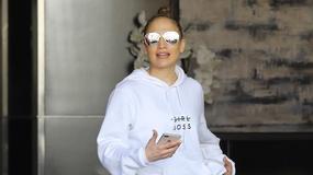 Jennifer Lopez na sportowo. Tym razem coś poszło nie tak...