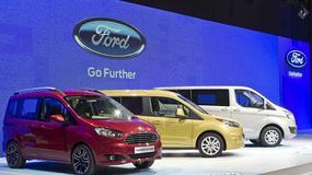 Nowa gama Forda Tourneo