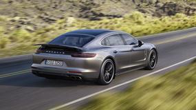 Porsche Panamera: nowa wersja bazowa i przedłużana Executive