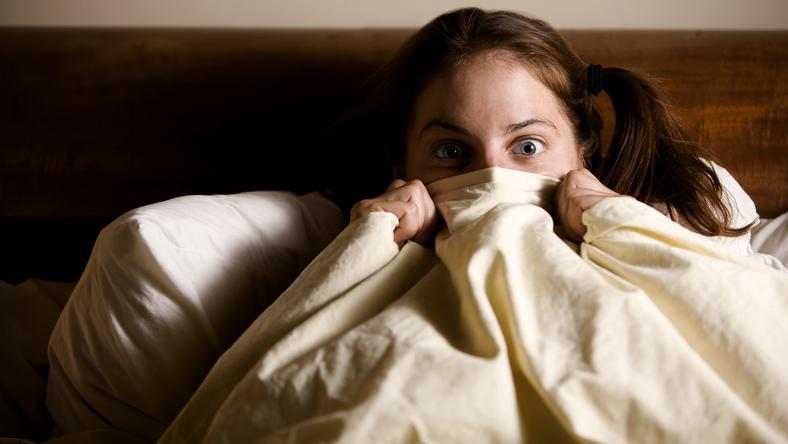 Agyunk éjjelente horrorfilmbe illő jelenetekkel traktál? Ha nem tetszik, ne törődjünk bele! /Fotó: Northfoto