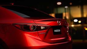 Nowa Mazda 3: sedan jeszcze w tym roku