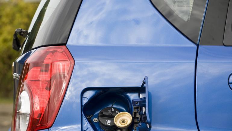 Używane auta z fabryczną instalacją LPG