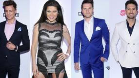 Gwiazdy na imprezie z okazji wręczenia Billboard Music Awards