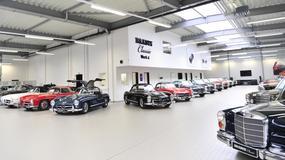 Mercdes-Benz w wydaniu Brabus Classic